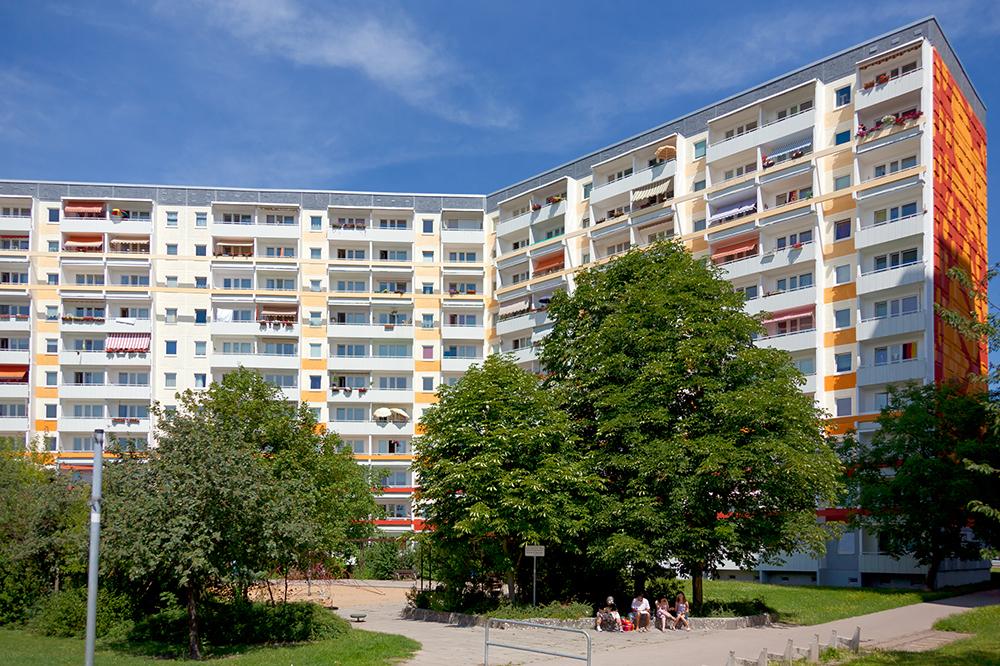 Raum Wohnung Erfurt Roter Berg